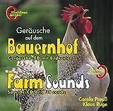 Geräusche auf dem Bauernhof (Hinhören lernen)