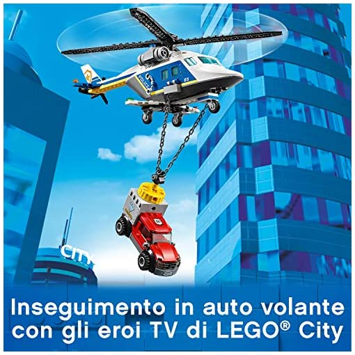 LEGO-City-Inseguimento-SullElicottero-della-Polizia-Set-di-Costruzioni-con-Magnete-per-Catturare-il-Camion-in-Fuga-e-4-Minifigures-Agente-Criminale-Sam-Grizzled-e-Snake-Rattler-5-Anni-60243
