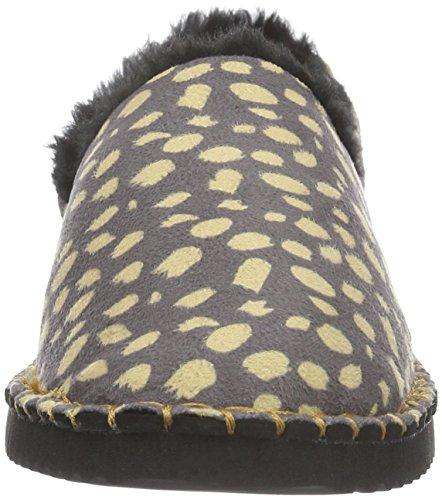 Flip * Flop Damen Flippadrilla Spots Slipper Schwarz (nero 000)