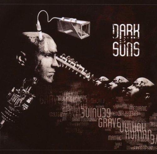 Dark Suns: Grave Human Genuine (Ltd.Ed.) (Audio CD)