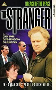 The Stranger: Breach Of The Peace [VHS]