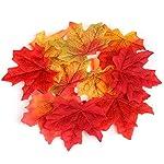 Naler 300PCS artificiali foglie d