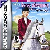 مغامرات حصان باربي: سباق الشريط الازرق -- لعبة متقدمة للاولاد