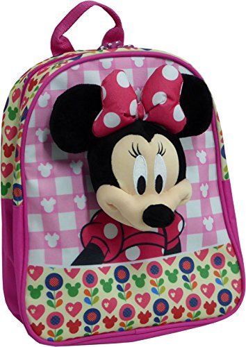 f2c59d7ca07 Toy Bags Mochila Infantil Minnie Mouse 033 Mochila Disney Minnie Mouse  Talking Mickey Parlanchín
