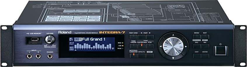Roland INTEGRA-7 Power house Rack