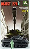"Takom TAK2001 - Carro armato pesante sovietico ""Object 279"", scala: 1:35"