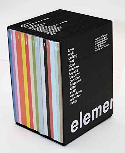 [(Elements)] [By (author) Rem Koolhaas] published on (September, 2014)
