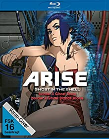Ghost in the Shell - ARISE: border: 3+4 [Blu-ray]