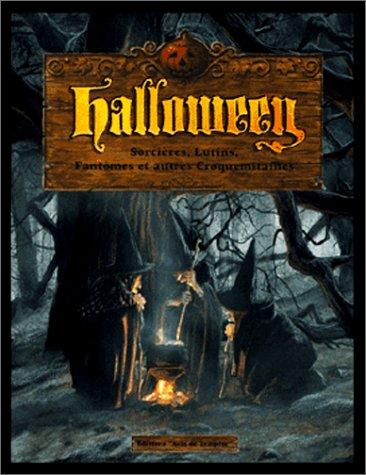 s, lutins, fantômes et autres croquemitaines (Fantome Halloween)