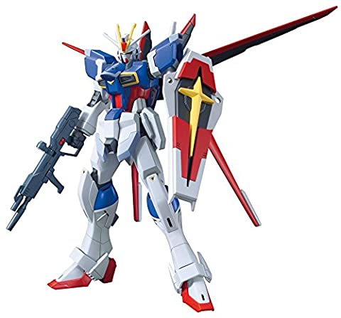 HGCE 198 Mobile Suit Gundam SEED DESTINY Force Impulse Gundam 1/144 scale color-coded pre-plastic (Gundam Seed Schiffe)