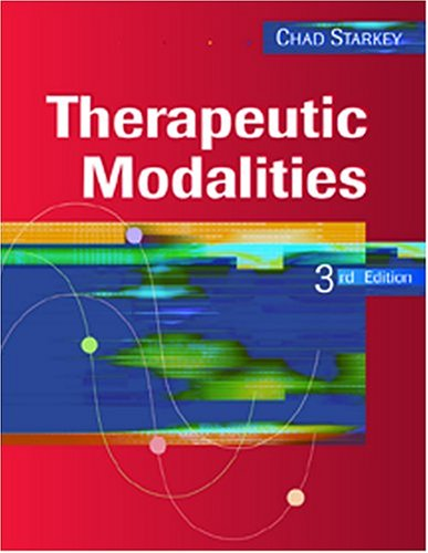 Therapeutic Modalities Therapeutic Modalities Therapeutic Modalities por Chad Starkey