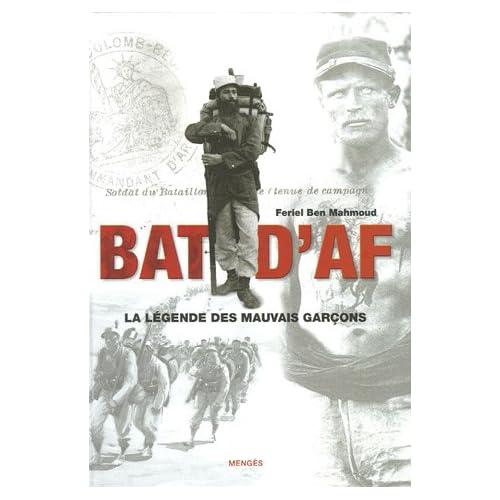 BAT D AF LEGENDE MAUV GARCONS