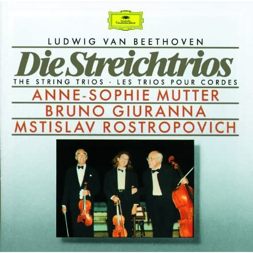 Beethoven: Serenade For String Trio In D, Op.8 - 4. Allegretto alla Polacca