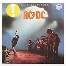 Let there be rock (1977) [Vinyl LP]