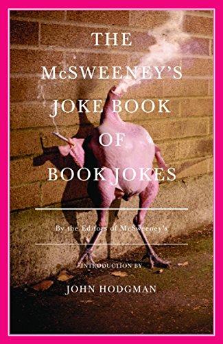 The McSweeney's Joke Book of Book Jokes (Vintage) por McSweeney's