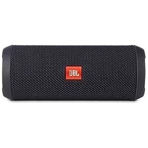 JBL Flip 3, Altoparlante Bluetooth portatile, Nero, 6.4 x 16.9 x 6.4 cm