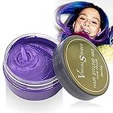 Haar-Styling-Wachs-Lehm-Fachmann-Haar-Farbstoff-Gel-Schlamm-frische und natürliche langlebige dynamische sofortige Creme für Frauen-Männer