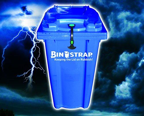 #BinStrap Bond On Mülltonnenverschluss#