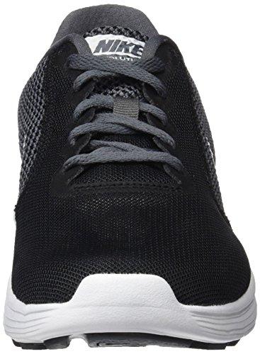 Nike, T-shirt À Manches Courtes Pour Homme Sublimé Noir (noir / Blanc-gris-anthracite Foncé)
