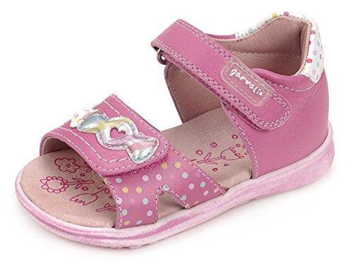 Garvalin172319 - Sandali Bambina , rosa (Pink (Fucsia)), 24 EU