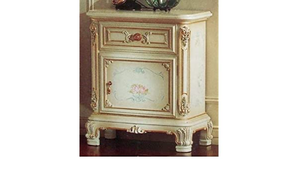 LouisXV Barocco notte cassettiera barocco veneziano vp7744: Amazon ...