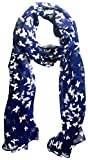 #1: ICW Women's Scarf (Blue, Small)