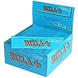CARTINE RIZLA KING SIZE SLIM BLUE - 1 BOX 50 LIBRETTI