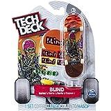 Bizak Tech Deck 6192/3600 - T.D. 96Mm Basic Boards