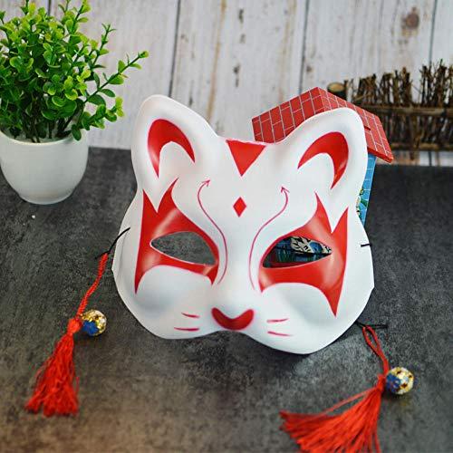 Team Wolf Kostüm - Foxmask Nest Halloween Masks Adults DIY