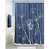 InterDesign Thistle Soft Fabric Shower C...