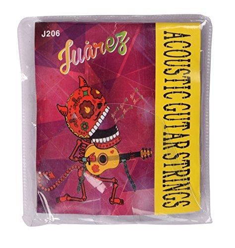 Juârez J206 Acoustic Guitar Steel Strings for Acoustic Guitars