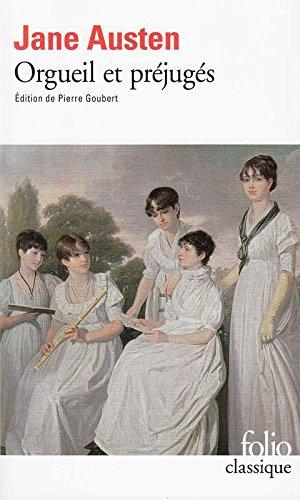 Orgueil et préjugés par Jane Austen
