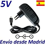 Caricatore Corrente 5V Sostituzione Tavoletta Archos GamePad 1 & 2 Cavo Alimentazione Caricabatterie Alimentatore Ricambio Replacement