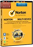 Norton 360 Multi Device 2.0 - 5 Geräte (PC, MAC, Android, iOS) (DVD-Box)