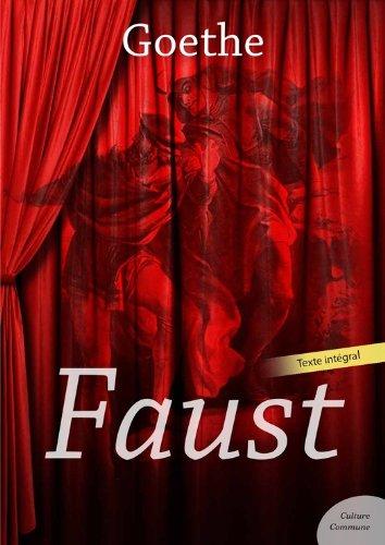 En ligne téléchargement Faust pdf, epub