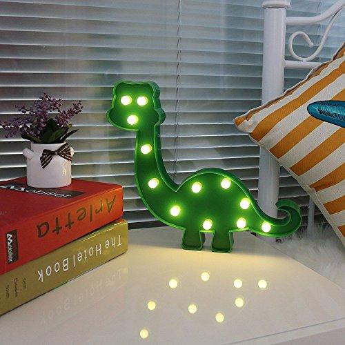 Missley Gren Dinosaurier LED Festzelt Licht Tier Nachtlicht Dekorative LED für Party Hochzeit Dekoration