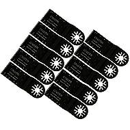 cnbtr 32x 40mm schwarz kohlenstoffreicher Stahl Universal Japan Zahn oszillierendes Sägeblatt Multi Tools Set von 10