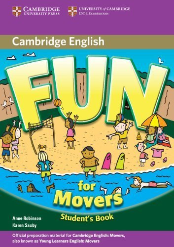 Fun for Movers Student's Book by Anne Robinson (2010-04-23)