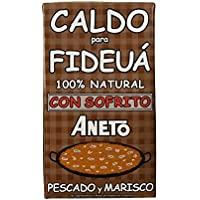 CALDO FIDEUA PESCADO/MARISC 1L
