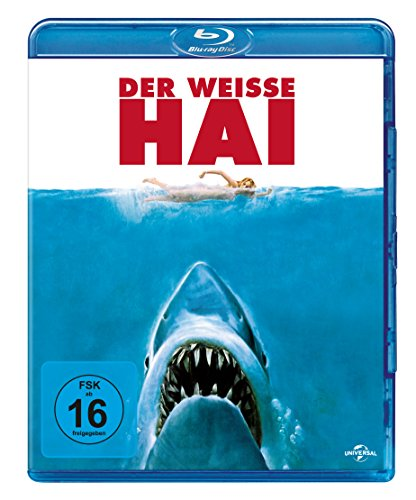 Bild von Der weiße Hai [Blu-ray]