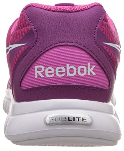 Reebok Reekob SUBLITE SPEED V63203 Unisex - bambino Scarpe sportive (pink/lila)