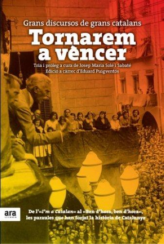 Descargar libros a I Pod Tornarem a vèncer: Grans discursos de grans catalans PDF