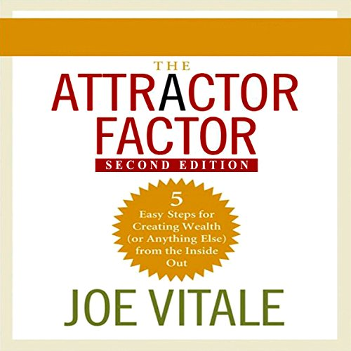 The Attractor Factor, 2nd Edition  Audiolibri