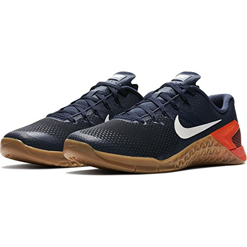 Nike Metcon 4, Scape per Sport Outdoor Uomo Blau (Thunder Blue/White-Black-Hyper Crimson 401)