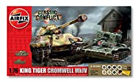 Airfix A50142 Modellbausatz Classic Conflict Cromwell/Kin...
