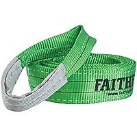 Faithfull Werkzeuge faitdls2t2m 2Tonnen 60mm x 2m Lifting Sling grün–blau