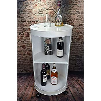 Unbekannt FRACHTKISTE Dublin Whisky KISTE Vintage MINIBAR Bar Holz 74cm H.