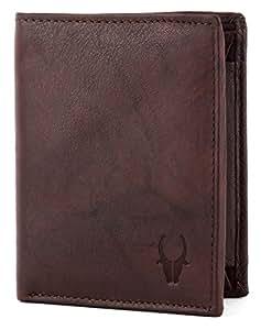 WildHorn Brown Men's Wallet (WH2006)