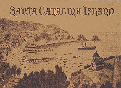 Santa Catalina Island: A Descriptive View Book in Colors (English Edition) - Avalon, Santa Catalina Island