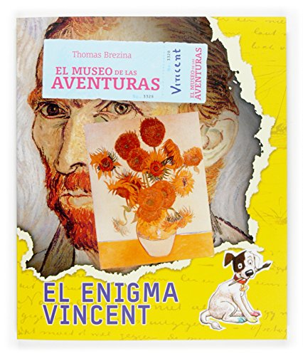 El enigma Vincent por Thomas Brezina